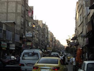 Yarmouk Street, Damascus, Syria