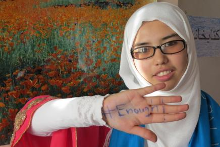 Hadisa Says #Enough! War