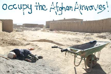 Occupy the Afghan Airwaves