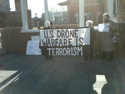 US Drone Warfare is Terrorism