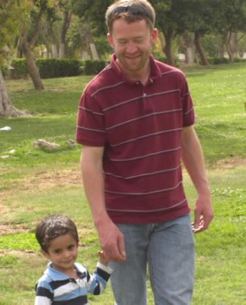 Mustafa and Josh