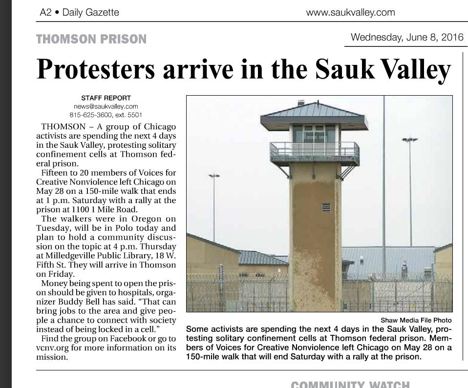 Sauk Valley Daily Gazette 06-08-16