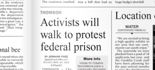 headline closeup