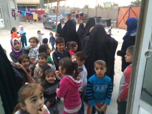 families-that-fled-mosel-living-near-najaf